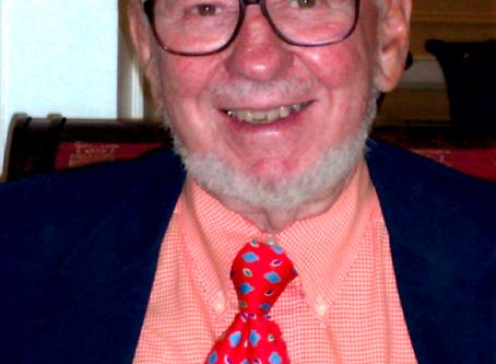 Memorial Information for Dr. David Richardson