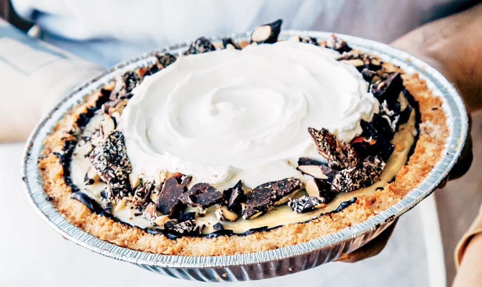 Bon Appetit's Featured Coconut pie is my insPIEration