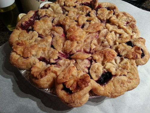 August 17 Berry Pie School