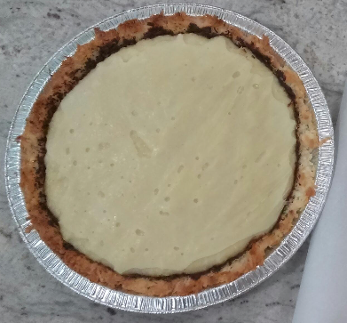 The Trader Joe's pie filling... PERFECT!