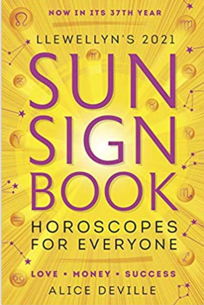 Llewellyn's 2021 Sun Sign Book: Horoscopes for Everyone!