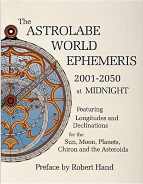 The Astrolabe World Ephemeris: 2001-2050 At Midnight