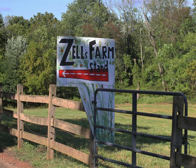 Zells farmstand