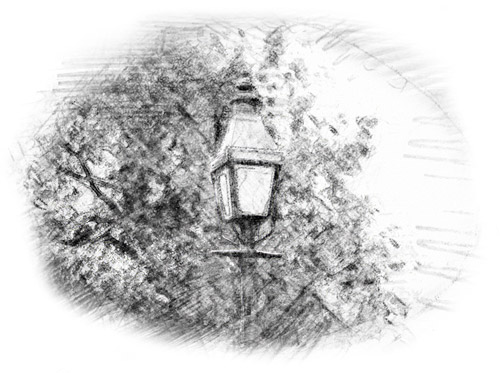 Lamppost-Small