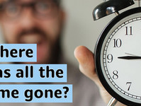 Where Has All of the Time Gone? 8 Tips for Saving Time at Work