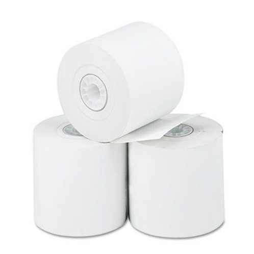 "PM Perfection Receipt Paper 2.25"" x 165 ft - 3 / Pack - White"