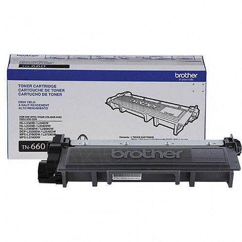 Brother TN660 Toner Cartridge Genuine