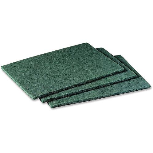 Scotch-Brite Scrubbing Pads - 20/Pack - Green