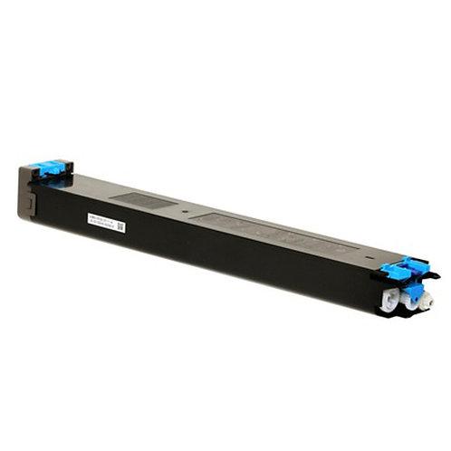 Sharp MX-51NTCA Toner Cartridge Genuine, Cyan
