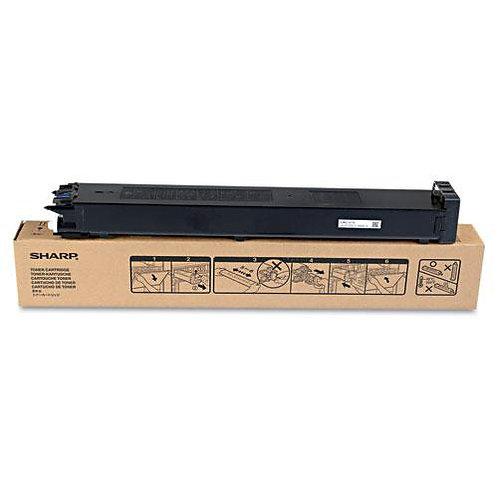 Sharp MX-27NTBA Toner Cartridge Remanufactured, Black