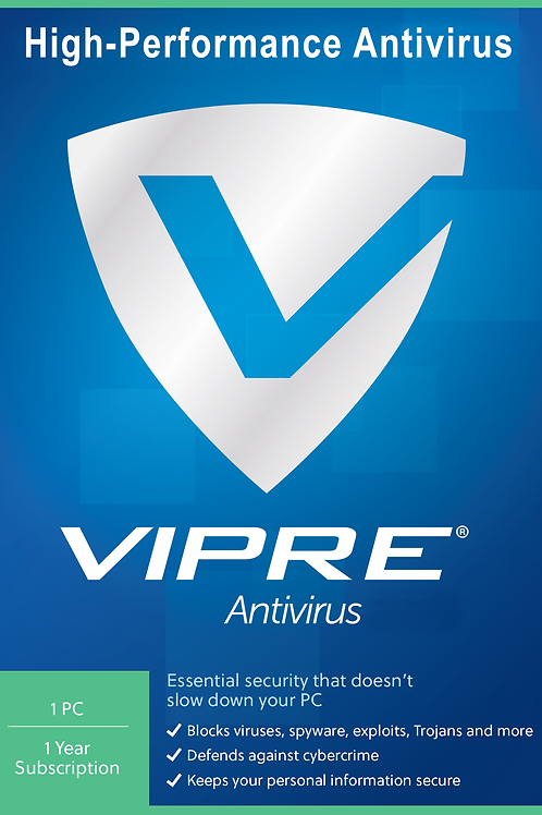 Vipre Antivirus for Home Use
