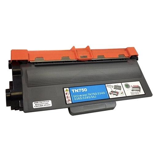 Brother TN750 Toner Cartridge Remanufactured
