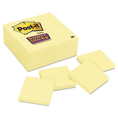 Canary Yellow Note Pads