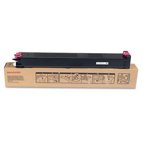 Sharp MX-3NTMAC Toner Cartridge Remanufactured, Magenta