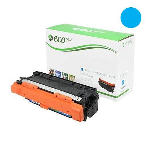 HP 648A Toner Cartridge Remanufactured, Cyan