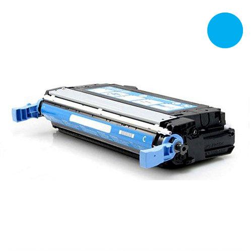 HP 645A Toner Cartridge Remanufactured, Cyan