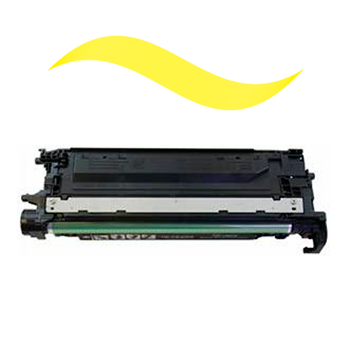 HP 507A Toner Cartridge Remanufactured, Yellow