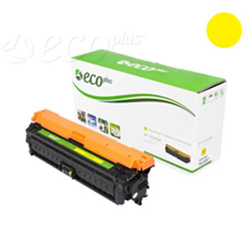 HP 650A Toner Cartridge Remanufactured, Yellow