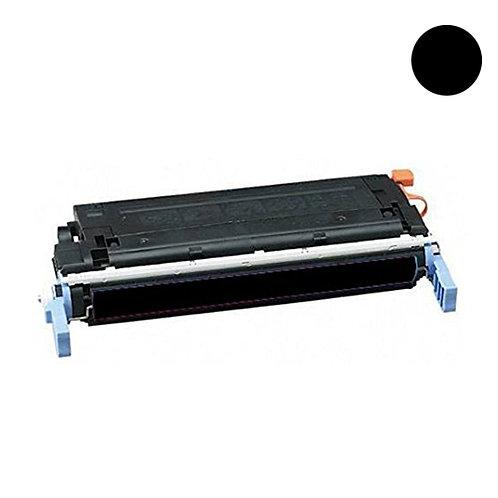 HP 642A Toner Cartridge Remanufactured, Black