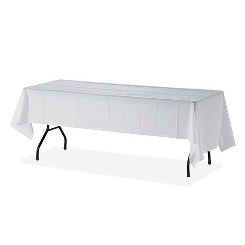 Genuine Joe Rectangular Table Cover 108