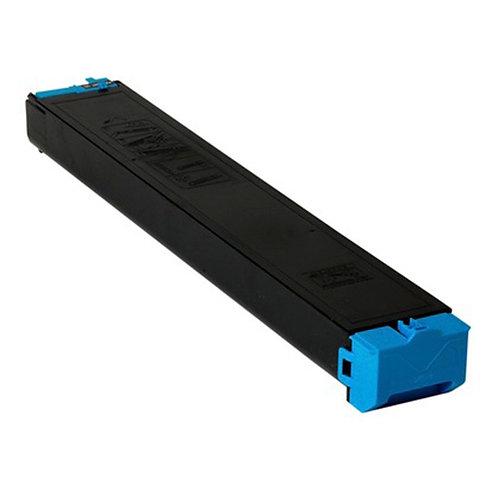 Sharp MX-23NTCA Toner Cartridge Compatible, Cyan