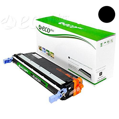 HP 644A Toner Cartridge Remanufactured, Black