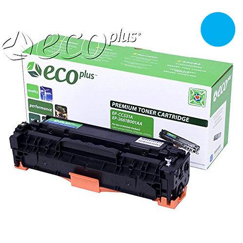 HP 304A Toner Cartridge Remanufactured, Cyan