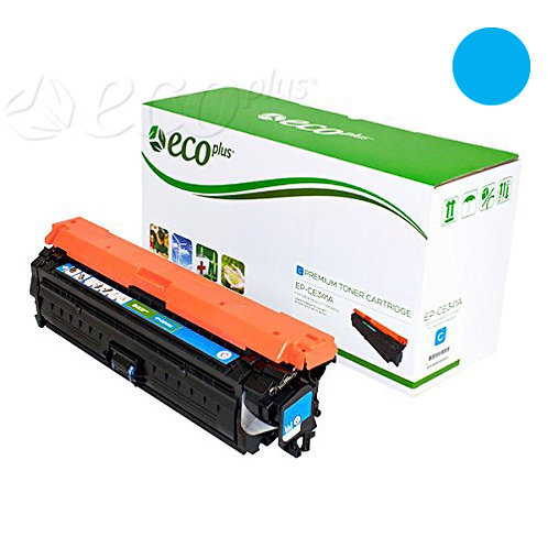 HP 651A Toner Cartridge Remanufactured, Cyan