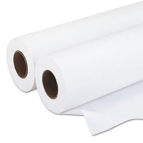 "PM Bond Paper 36"" x 500 ft - 20lb Basis Weight - Smooth - 92 Bright - 2 / Carton"
