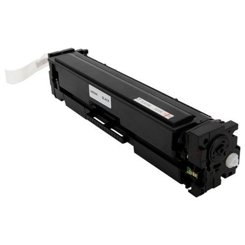 HP 201X Toner Cartridge Remanufactured, Black