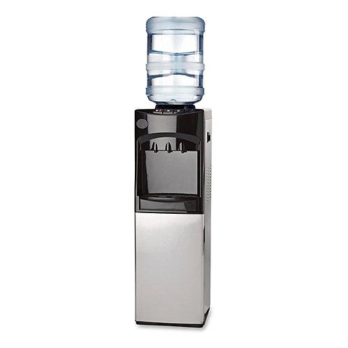Genuine Joe 20L Cabinet Freestanding Water Cooler