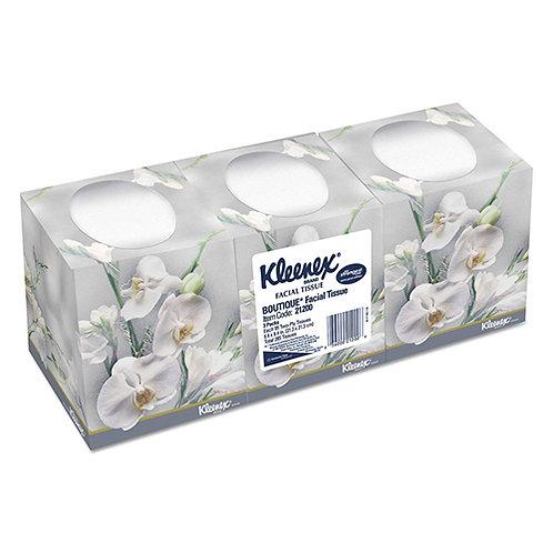 Kleenex Boutique Facial Tissue Bundle - Soft, Absorbent - 95 Sheets - 3/Pack