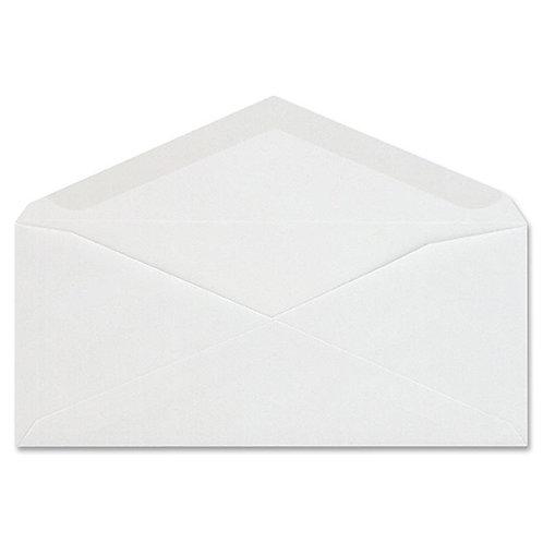 Sparco Commercial Envelopes, Reg., #9, 3-7/8 x 8-7/8 Inches, 500 per Box, White
