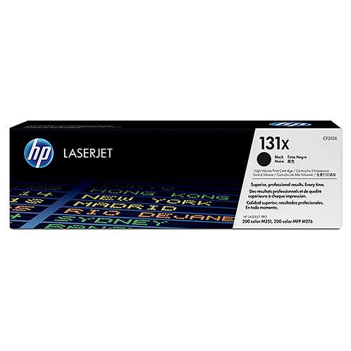 HP 131X Toner Cartridge Genuine, Black