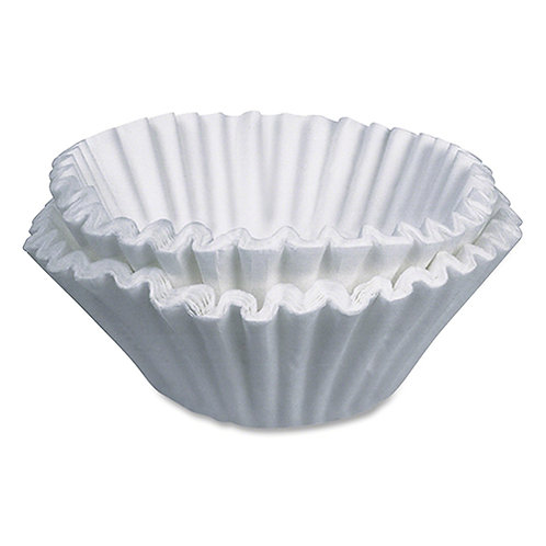 Bunn Home Brewer Coffee Filters 100/Pack - White