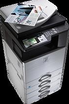 Sharp MX-2600 Multifunction printer for rent.