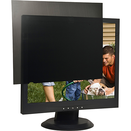 Business Source, Monitor Blackout Privacy Filter, 1, Black