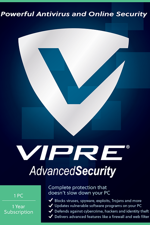 Vipre Advanced Security for Business - 5 Licenses