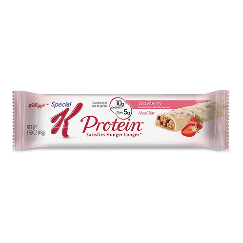 Kellogg's Special K Protein Meal Bar Strawberry - 1.59 oz - 8 / Box