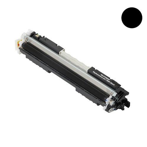 HP 130A Toner Cartridge Remanufactured, Black