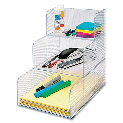 Sparco Desktop Storage Organizer 3 Compartment(s) - 12