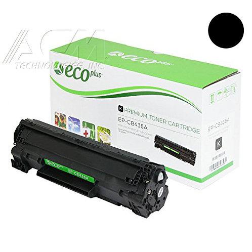 HP 36A Toner Cartridge Remanufactured, Black