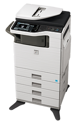 Sharp MX-C311 Multifunction Copier for Rent