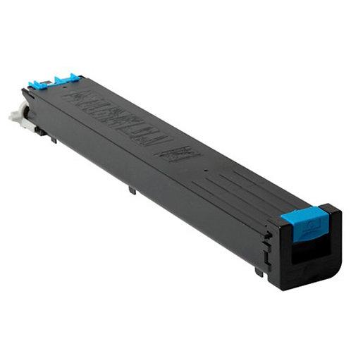 Sharp MX-51NTCA Toner Cartridge Compatible, Cyan