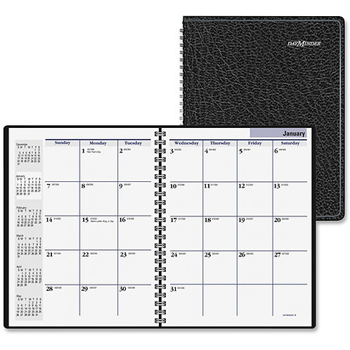 At-A-Glance Monthly Desk Planner