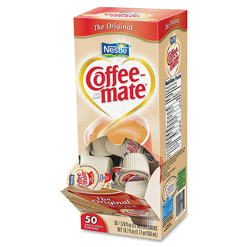 Nestle Professional Coffee-Mate Liquid Coffee Creamer Singles - 0.38 FL OZ