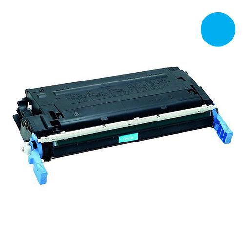 HP 642A Toner Cartridge Remanufactured, Cyan