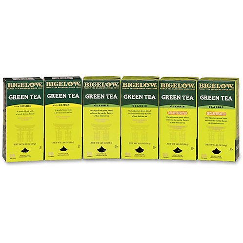 Bigelow Tea Assorted Green Tea Bag