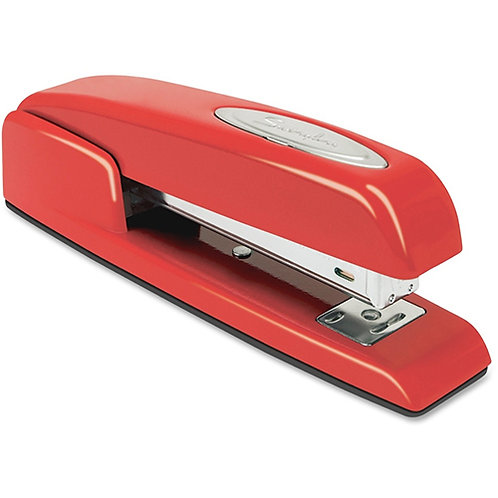 Swingline 747 Rio Red Stapler 20 Sheets Capacity - 210 Capacity - Full Strip