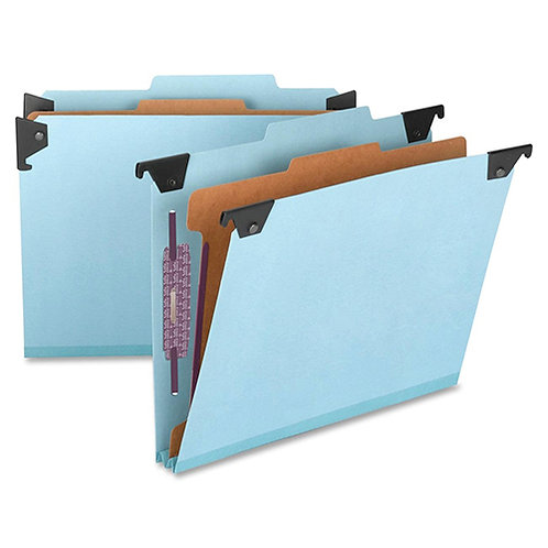 Smead Four Section Hanging Classification Folder